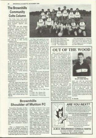 Brownhills Gazette November 1990 issue 14_000026