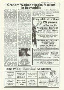 Brownhills Gazette April 1991 issue 19_000007