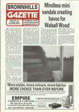 Brownhills Gazette August 1991 issue 23_000001