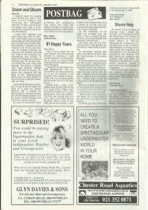Brownhills Gazette January 1991 issue 16_000006