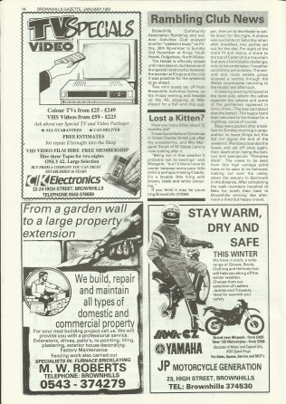 Brownhills Gazette January 1991 issue 16_000014