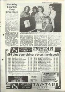 Brownhills Gazette March 1991 issue 18_000007