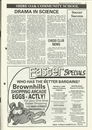 Brownhills Gazette March 1991 issue 18_000013