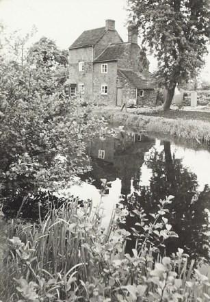 Lichfield Canal, Whitsun 1958.