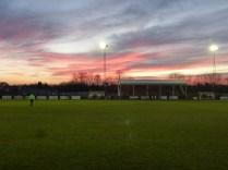 A wonderful sunset. Image courtesy of David Evans.