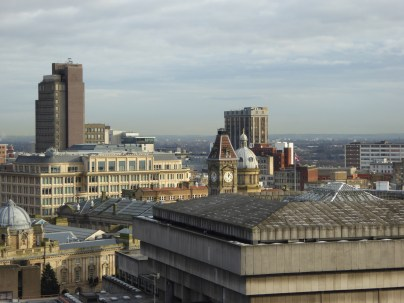 The old Central Library - another Madin work - will be gone in the new year. The revolution eats it's children. Sad.