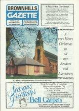 Brownhills Gazette December 1991 issue 27_000001