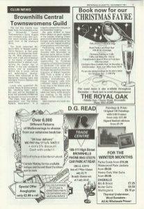 Brownhills Gazette November 1991 issue 26_000005