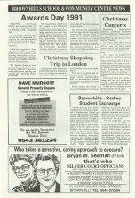 Brownhills Gazette November 1991 issue 26_000018