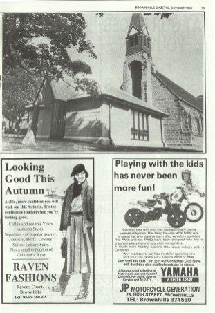 Brownhills Gazette October 1991 issue 25_000013