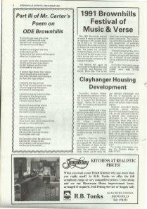 Brownhills Gazette September 1991 issue 24_000006