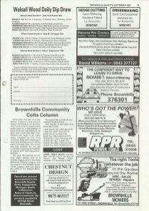 Brownhills Gazette September 1991 issue 24_000019