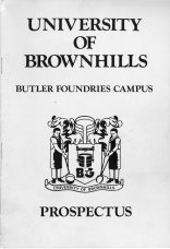 University of Brownhills Prospectus_000001