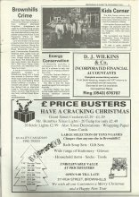 Brownhills Gazette December 1992 issue 39_000003