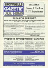 Brownhills Gazette May 1992 issue 32_000001