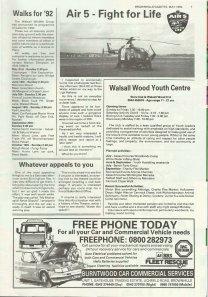 Brownhills Gazette May 1992 issue 32_000007