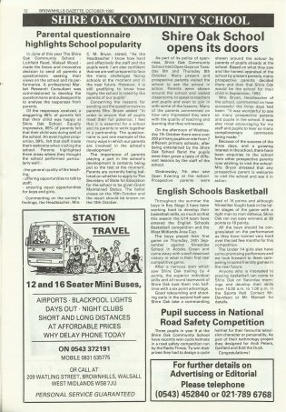 Brownhills Gazette October 1992 issue 37_000012