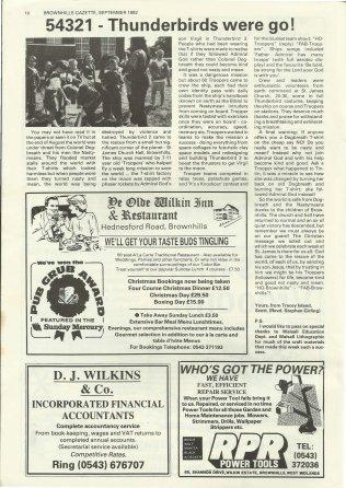 Brownhills Gazette September 1992 issue 36_000010