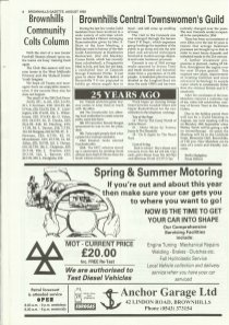 Brownhills Gazette August 1993 issue 47_000006