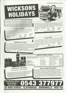 Brownhills Gazette June 1993 issue 45_000005