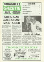 Brownhills Gazette March 1993 issue 42_000001