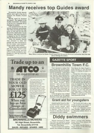 Brownhills Gazette March 1993 issue 42_000010