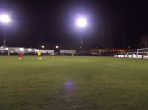 A rare foray by WWFC in a match dominated by Basford