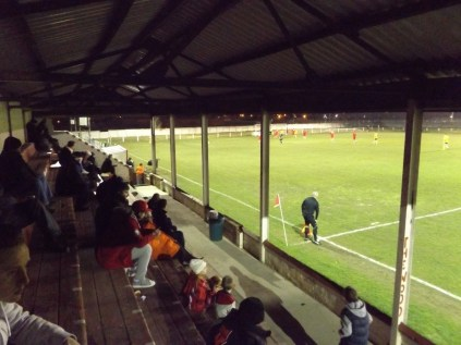 Walsall Wood in urgent defensive position as Basford turn up the pressure