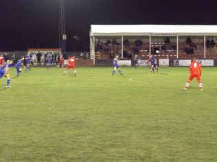 This Walsall Wood vs Alvechurch contest was conducted in a sporting manner throughout the match