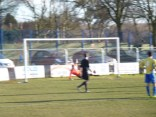 First goal to WWFC came from this penalty shot
