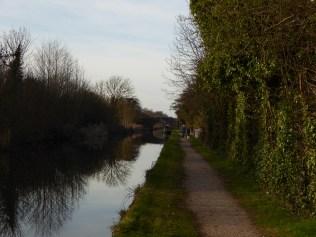 Canal near Middleton Lakes