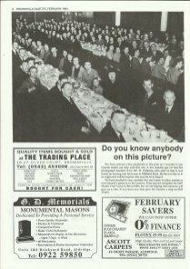 Brownhills Gazette February 1994 issue 53_000006