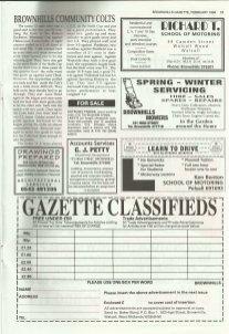 Brownhills Gazette February 1994 issue 53_000019