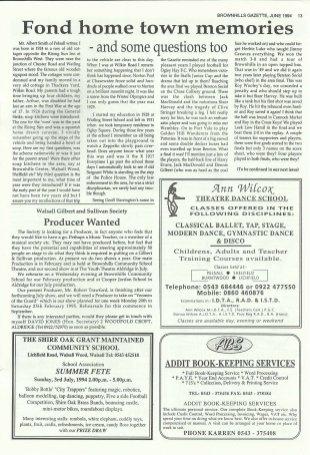 Brownhills Gazette June 1994 issue 57_000013