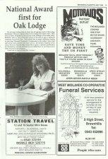 Brownhills Gazette May 1994 issue 56_000015