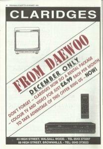 Brownhills Gazette November 1993 issue 50_000020