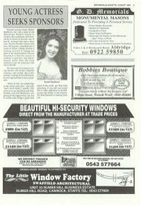 Brownhills Gazette August 1994 issue 59_000005