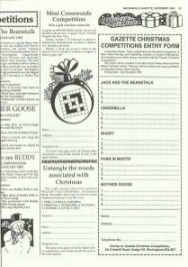 Brownhills Gazette December 1994 issue 63_000019