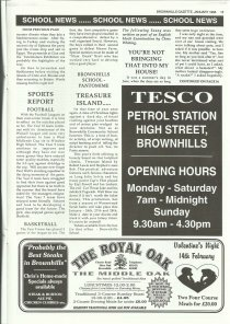 Brownhills Gazette January 1995 issue 64_000018