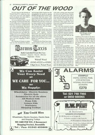 Brownhills Gazette January 1995 issue 64_000026