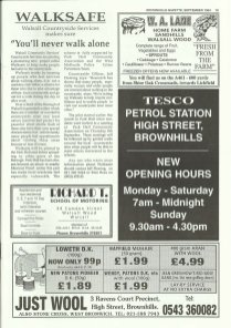 Brownhills Gazette September 1994 issue 60_000019