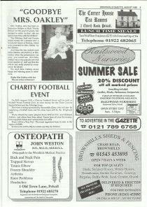 Brownhills Gazette August 1995 issue 71_000005