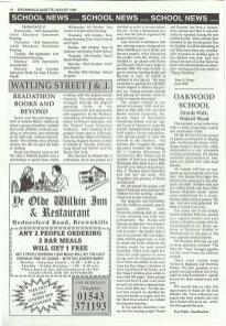 Brownhills Gazette August 1995 issue 71_000018