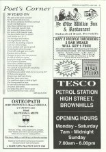 Brownhills Gazette June 1995 issue 69_000021
