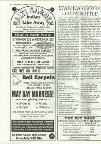 Brownhills Gazette May 1995 issue 68_000018
