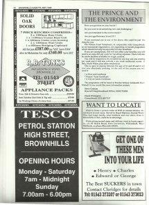 Brownhills Gazette May 1995 issue 68_000020