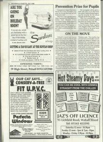 Brownhills Gazette July 1995 issue 70_000006
