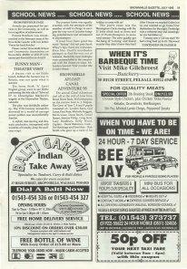 Brownhills Gazette July 1995 issue 70_000019