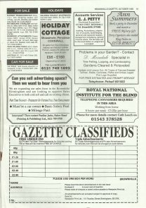 Brownhills Gazette October 1995 issue 73_000019