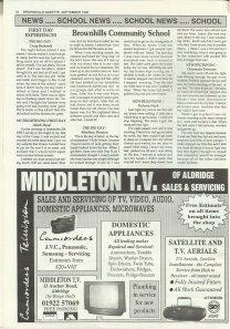 Brownhills Gazette September 1995 issue 72_000018